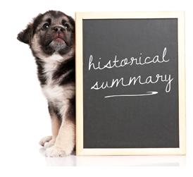 historicalSummary