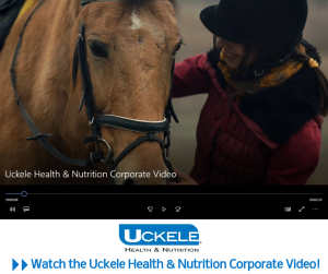 Uckele Health and Nutrition Corporate Video