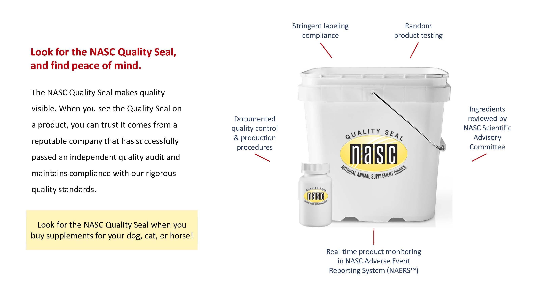 Nasc Quality Seal Nasc Live
